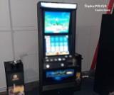 Częstochowscy policjanci zlikwidowali nielegalny salon gier w Kłomnicach. Przejęto sześć automatów do gier