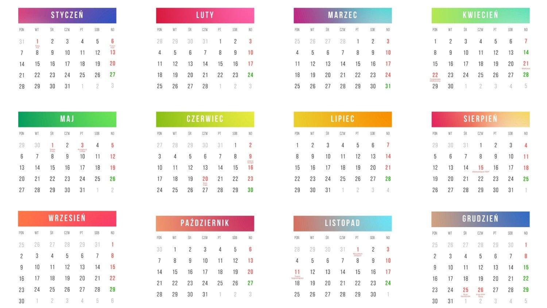 Niedziele Handlowe 2019 Kalendarz Pobierz Online Sprawdź Kiedy Są