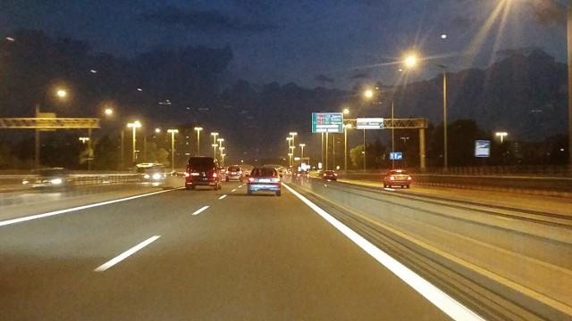 Otwarto Trasę AK i most Grota. Kierowcy pojadą szybciej