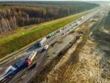 Częstochowa: Prawie 40 km nowej autostrady A1 jeszcze w tym roku