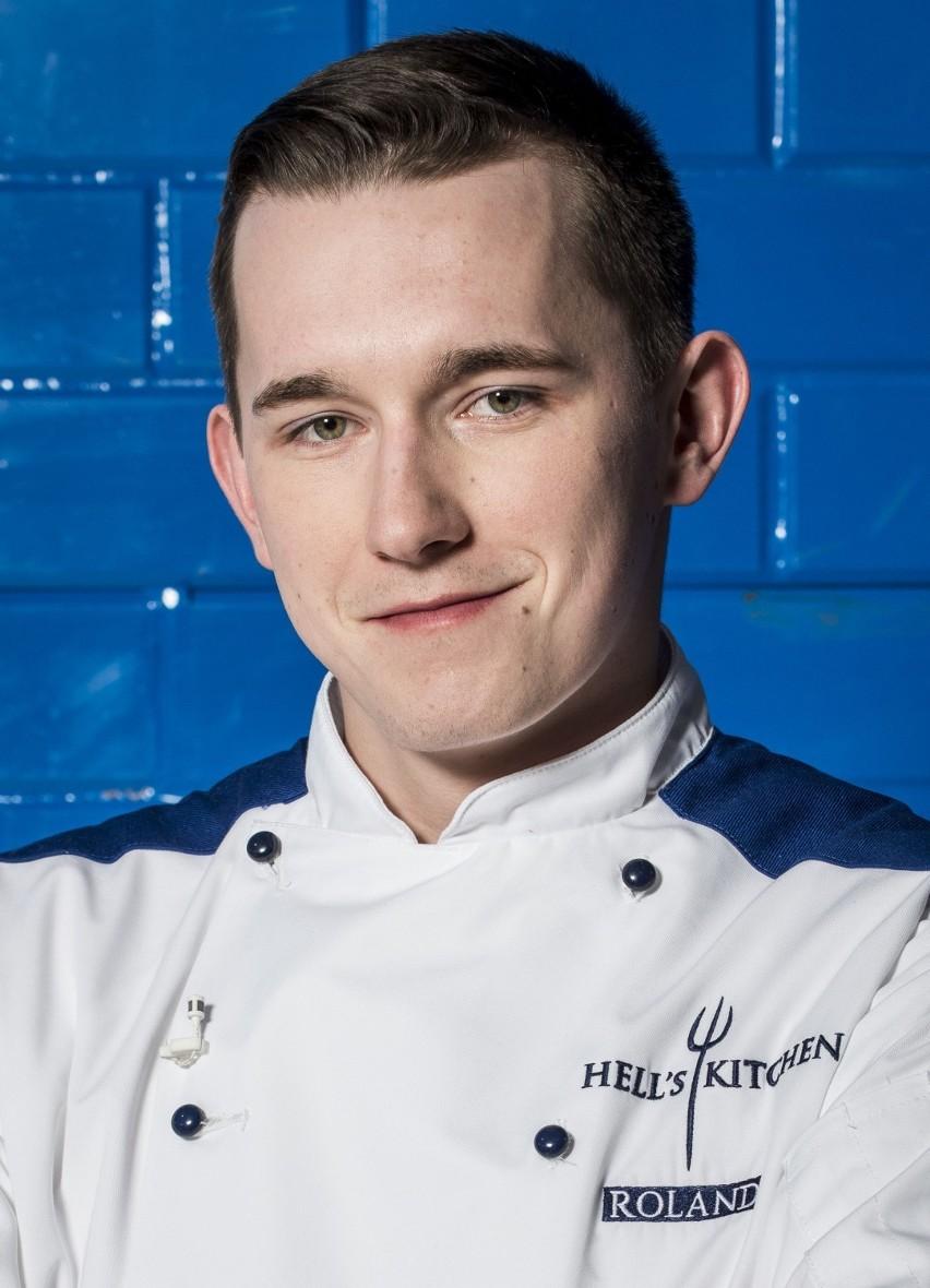 Hells Kitchen 3 Roland Knittel Z Opola W Piekielnej Kuchni