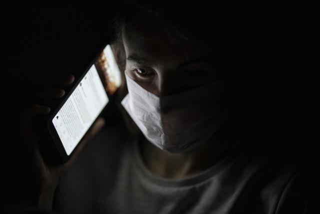 W galerii zdjęć prezentujemy aktualną sytuację pandemiczną.