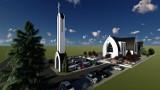 Nowy kościół w Opolu. Zobacz, jak będzie wyglądał [ZDJĘCIA]