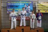 Zawodnicy Pleszewskiego Klubu Karate z medalami!