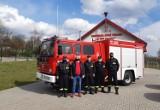 Jednostka Ochotniczej Straży Pożarnej w miejscowości Wygiełzów wzbogaciła się o bojowy samochód strażacki