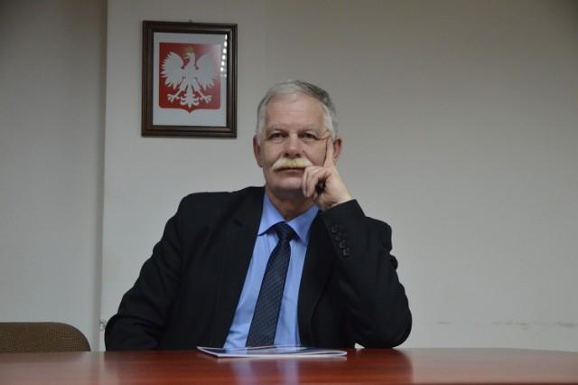 Wicewojewoda pomorski Mariusz Łuczyk