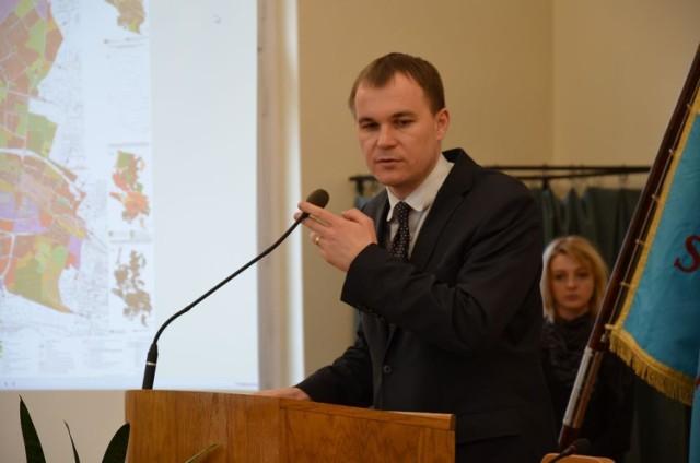 Dawid Kostempski będzie ponownie ubiegał się o fotel prezydenta