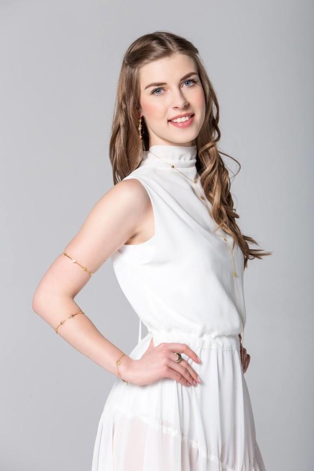 Finalistka Miss Śląska 2019: Wiktoria Bednarek,  22 lata,  Częstochowa