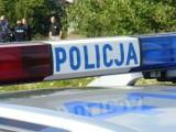 Cedry Małe: wypadek na krajowej siódemce, zapalił się samochód
