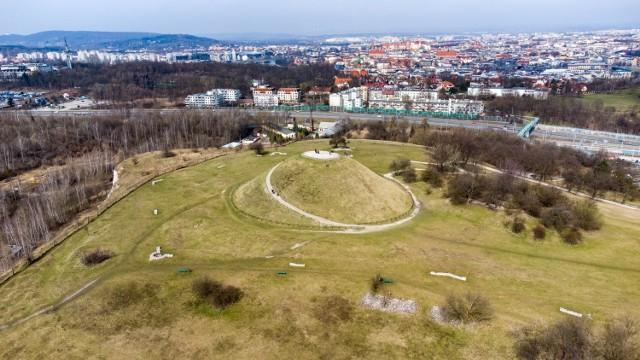 Kopiec Krakusa w Krakowie