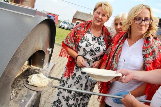 Święto chleba i tradycji regionalnych w Blizinie (gm. Wola Krzysztoporska)