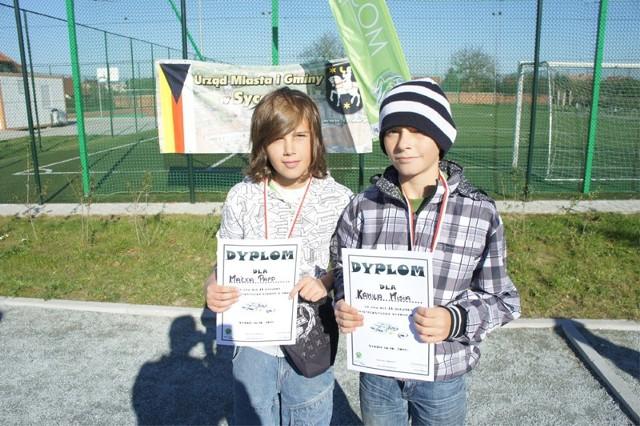 Kamil Miś i Maciej Papp