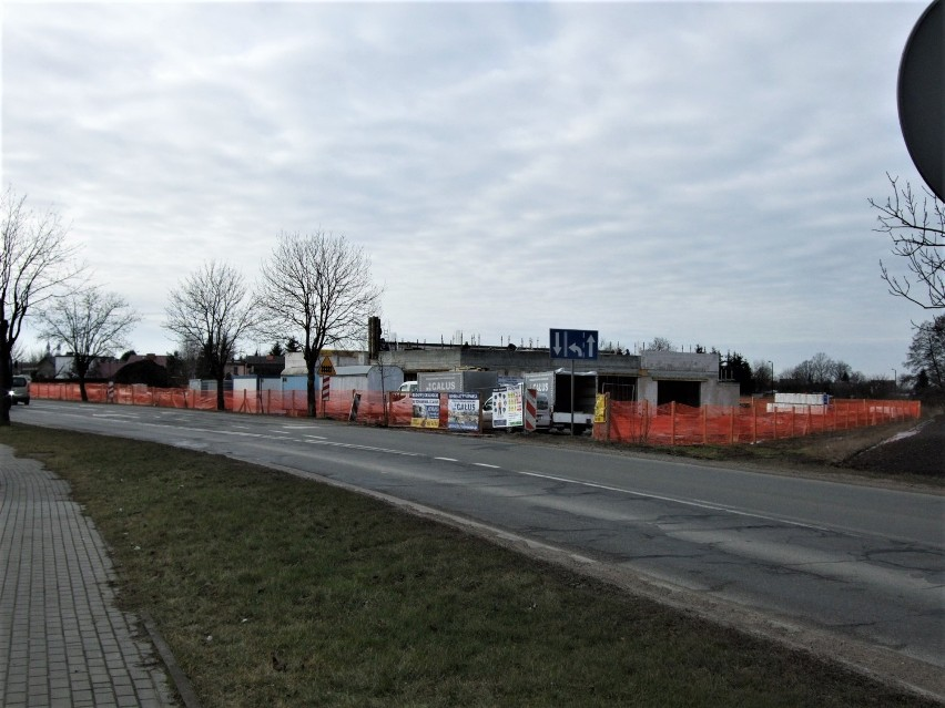 Zbąszyń: Tu zajdzie zmiana. Trwa budowa remizy strażackiej i Centrum Zarządzania Kryzysowego - 5 lutego 2021