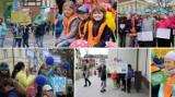 Dzieci z SP nr 2 przeszły ulicami Pruszcza Gdańskiego. Marsz Ekologiczny z okazji Międzynarodowego Dnia Ziemi [ZDJĘCIA]
