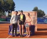 Zielonogórska tenisistka Martyna Kubka świetnie rozpoczęła sezon na kortach ziemnych