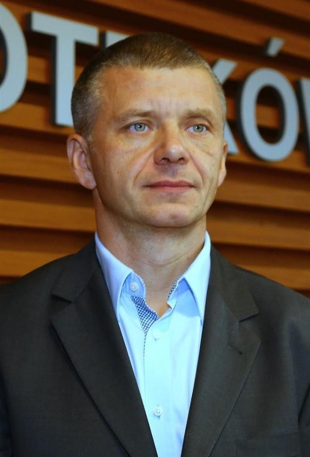 Przemysław Winiarski, radny Rady Miasta Piotrkowa, lekarz
