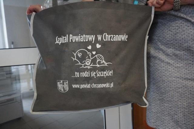 Dzieci urodzone w chrzanowskim szpitalu otrzymają wyprawki