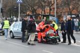 Wypadki z udziałem pieszych w Polsce. Sygnalizowanie chęci wejścia na jezdnie podniesieniem ręki?