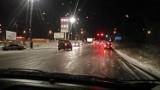 Śląskie: Będzie paraliż na drogach? Mokre drogi mogą zamienić się w szklankę [ostrzeżenie IMGW]