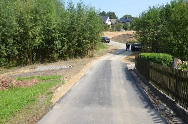 Jastrzębie-Zdrój: dwie ulice zyskały asfaltową nawierzchnię!