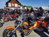 Podkarpackie zakończenie sezonu motocyklowego w Kalwarii Pacławskiej [ZDJĘCIA, WIDEO]