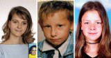 Zaginione dzieci w woj. śląskim. Rozpoznajesz je? Widziałeś je? Jeśli wiesz gdzie są, daj znać policji