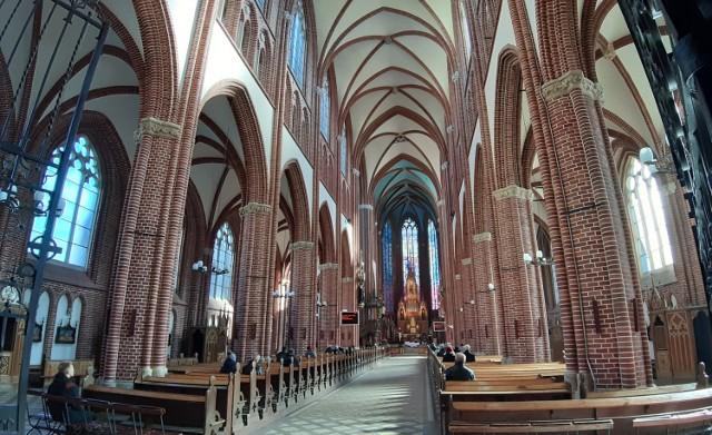 Silnym czakramem we Wrocławiu jest kościół św. Michała przy ul. Wyszyńskiego, jednak...