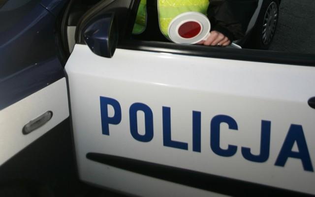 Pijany kierowca autobusu w Trzebnicach, gmina Chocianów, miał ponad 1,2 promila alkoholu w wydychanym powietrzu.