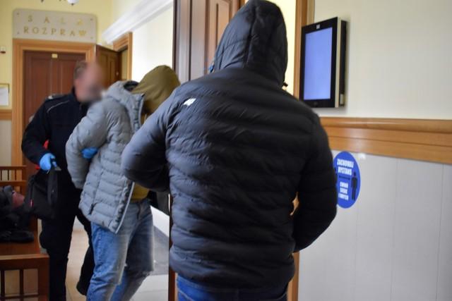 """Sąd Rejonowy w Gorlicach zasądził dzisiaj trzymiesięczny areszt tymczasowy dla """"kuriera"""""""