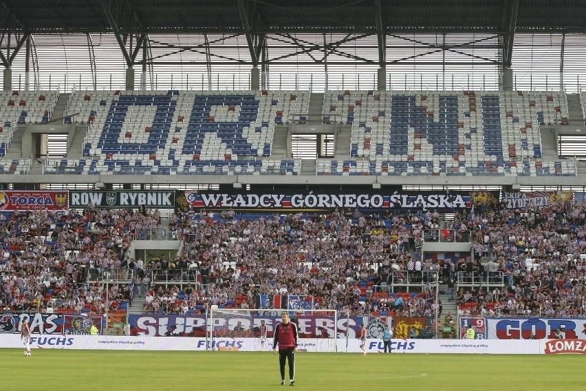 Stadion w Zabrzu od nowego roku będzie nosił nazwę Arena...