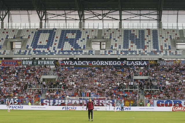 Stadion w Zabrzu od nowego roku będzie nosił nazwę Arena Zabrze