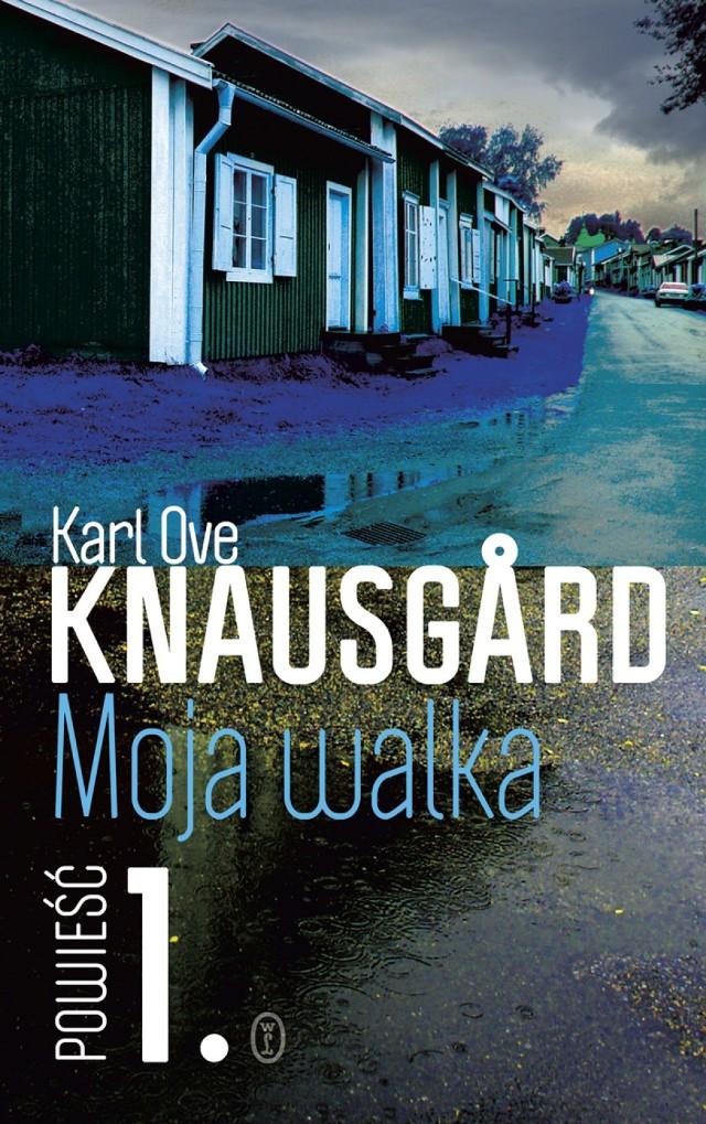 """Karl Ove Knausgård """"Moja walka"""""""