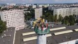 45-metrowy komin w centrum Rzeszowa do wyburzenia [FOTO]