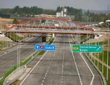 A1 w Piekarach Śląskich fatalnie oznakowana. Dlaczego?
