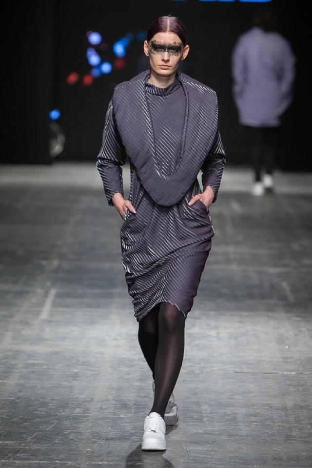 """W ramach pokazów """"Studio"""" w sobotę, 23 kwietnia, zaprezentowana została kolekcja marki ZWYRD"""