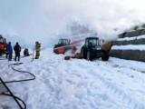 Spaliło się 150 balotów słomy w Noskowie. Policja wyjaśnia skąd wziął się ogień ZDJĘCIA
