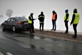 Komisja badała przyczyny tragicznego wypadku drogowego w miejscowości Szprudowo
