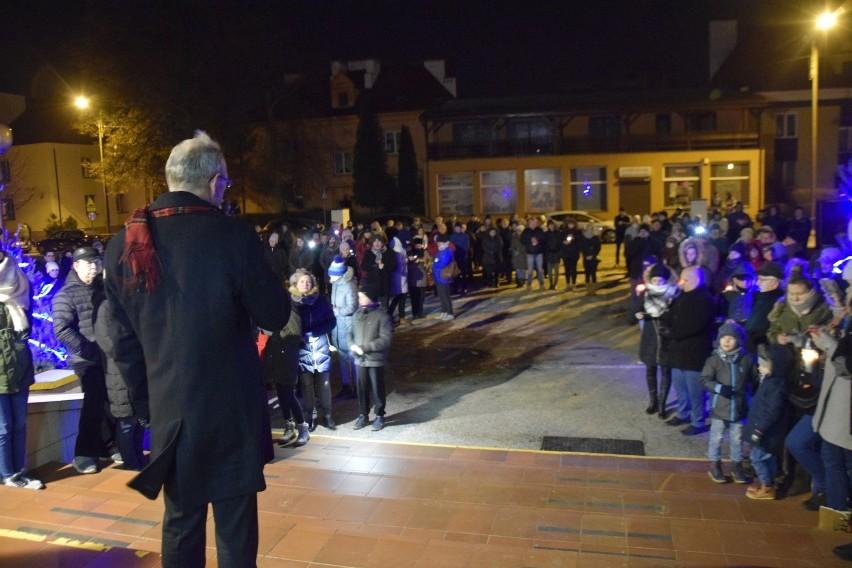 W Aleksandrowie Kujawskim uczczono pamięć prezydenta Gdańska Pawła Adamowicza