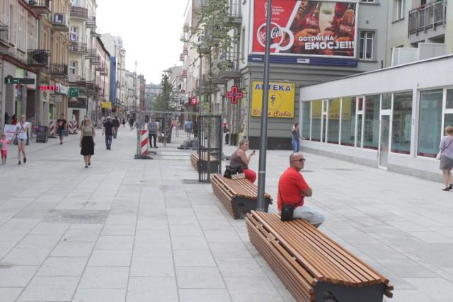 Ulica Modrzejowska w Sosnowcu