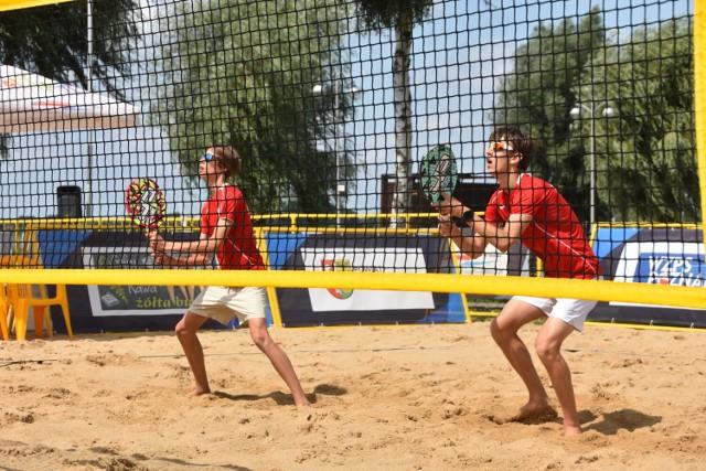 Zbąszyń: Komunikat z Mistrzostw Polski Juniorów w Tenisie Plażowym 10-11.07.2021