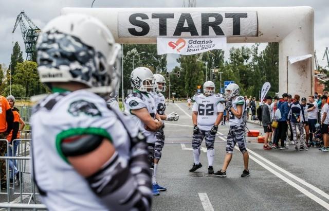 Gdańsk Business Run 2017. Gdańsk biega i pomaga