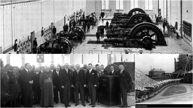 Dziś (18.01.21) minęła dokładnie 91 rocznica otwarcia Państwowej Fabryki Związków Azotowych w Mościcach.