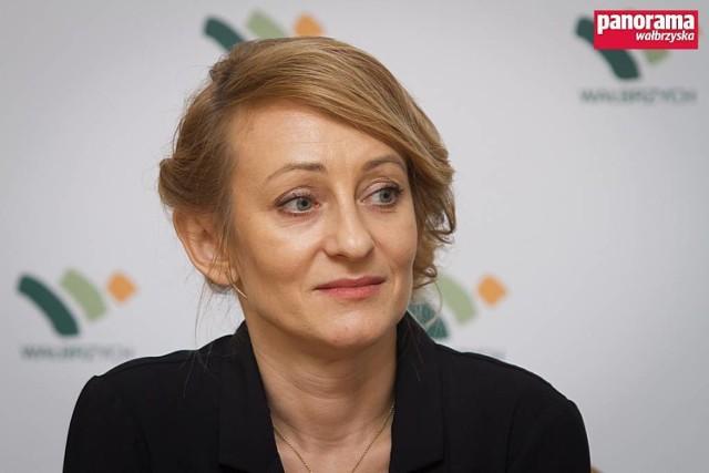 Roman Szełemej, prezydent Wałbrzycha powołał Sylwię Bielawską na stanowisko swojego zastępcy po Zygmuncie Nowaczyku, który przeszedł na emeryturę