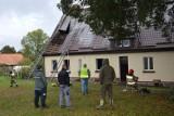 Tragiczny pożar w Pustowie. Pogorzelcy potrzebują wsparcia [ZDJĘCIA, WIDEO]