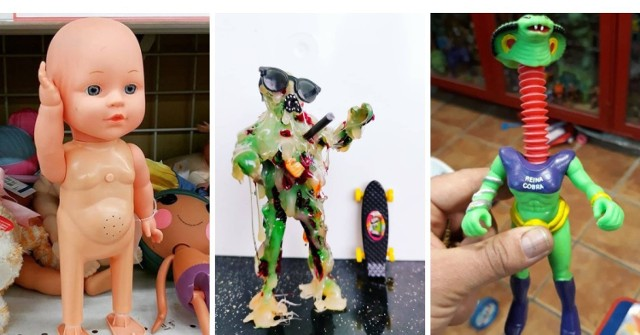 Przedstawiamy galerię koszmarnych zabawek znalezionych na Instagramie. Musisz je zobaczyć! KLIKNIJ W GALERIĘ >>>