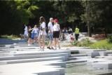 Ogród Japoński w Chorzowie cały czas cieszy się ogromnym zainteresowaniem. Zobacz zdjęcia