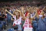 Kibice wrócili! Polska - Azerbejdżan w Memoriale Wagnera. Krakowska Tauron Arena znów pełna ludzi! ZDJĘCIA