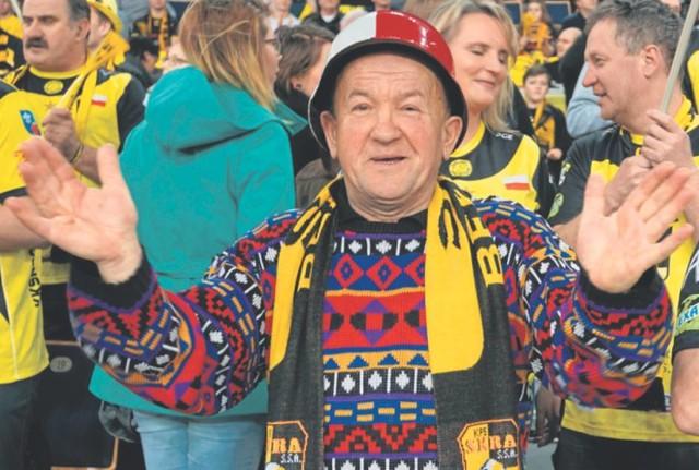 Król kibiców świętuje 68 urodziny