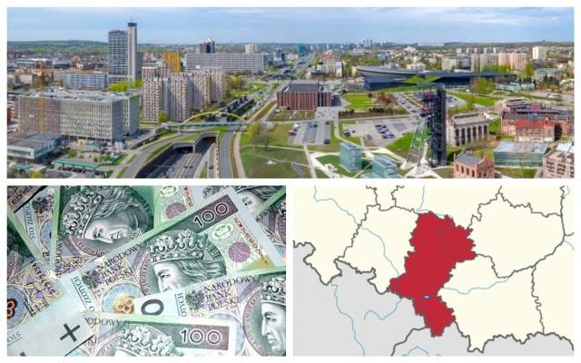 """Ranking najzamożniejszych samorządów w Polsce ukazał się w tygodniku """"Wspólnota"""". W rankingu zostały pominięte wpływy z dotacji celowych, takich jak dotacje unijne.   Poza tym do faktycznie zebranych dochodów dodano skutki ulg i zwolnień w podatkach lokalnych. Skorygowane w ten m.in. sposób dochody podzielono przez liczbę ludności każdej jednostki samorządowej.   Kliknij w następną stronę i sprawdź jak w RANKINGU wypadły miasta woj. śląskiego..."""