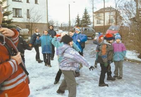 Dzięki TPD wyjeżdżają na ferie spore grupy dzieciaków.